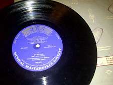 """Vinile Musical Masterpiece Society, MMS-100W LP, 10"""", 33rpm, Concert Hall, US"""