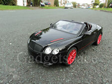 Bentley Convertible GT Rechargeable Radio Remote Control Car 1/14 RC Car