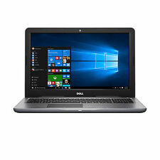 "Dell Inspiron 15 5000 15.6"" Touch Screen, i7-7500U, 8GB DDR4, 500GB HDD, Win 10"