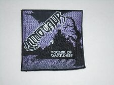 MINOTAUR POWER OF DARKNESS EMBROIDERED PATCH