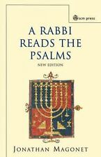 Rabbi Reads the Psalms by Jonathan Magonet (2004, Paperback, Revised)