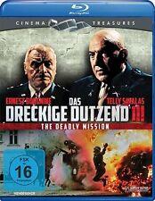DAS DRECKIGE DUTZEND III (Telly Savalas, Ernest Borgnine) Blu-ray Disc NEU+OVP
