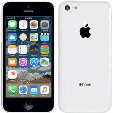 Smartphone Apple iPhone 5c - 32 Go - Blanc - Débloqué - Garantie 12 Mois