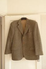 Men's Magee Irish Herringbone Tweed Jacket Blazer 42S