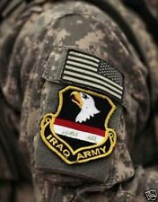 Anti-Isis Mosul Fighters: NEW IRAQ ARMY SCREAMING EAGLE νeΙ©®⚙�� INSIGNIA PATCH
