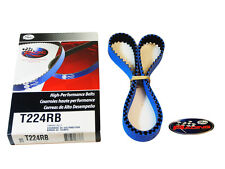 Gates T224RB Blue Racing Timing Belt 92-00 Civic 1.6l sohc Engine D16Z D16Y8