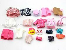 Lot 20x Sylvanian Families CALICO CRITTER Dog Sheep Rabbit Dolls Dresses Clothes