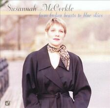 FROM BROKEN HEARTS TO BLUE SKIES BY SUSANNAH MCCORKLE (CD, May-1999, Concord)