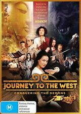Journey To The West: Conquering The Demons NEW R4 DVD
