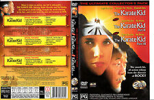 The Karate Kid-1984-Ralph Macchio/The Karate Kid 2/The Karate Kid 3-3 Movie-DVD