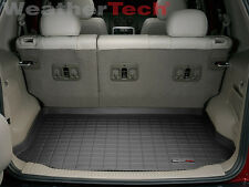 WeatherTech® Cargo Liner Trunk Mat - Jeep Liberty - 2002-2007 - Black