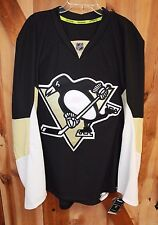 Pittsburgh Penguins ~ Reebok Center Ice Authentic Hockey Jersey ~ Size 52 ~ $300