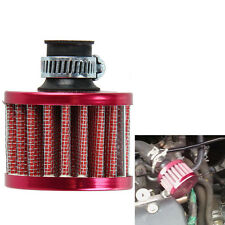 Washable Universal Car Auto Air Intake Filter Turbo Vent Crankcase Breather New