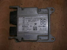 FORD Focus 1.6 TDCI AIRBAG ritenuta Di Controllo ECU Modulo 8m5t-14b321-be