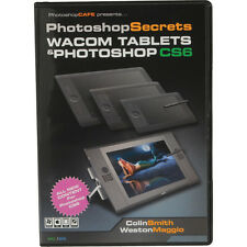 Photoshop Secrets: Wacom Tablets and Photoshop CS6 Training Video DVD