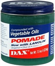 Dax Pomade With Lanolin 7.50 oz (Pack of 8)