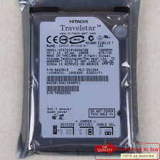 "Hitachi 100 GB HDD (HTS721010G9AT00) IDE 7200 RPM 2.5"" 8 MB Hard Disk Free ship"