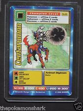 Digimon Card CENTARUMON TB-05 TACO BELL LIMITED PROMO - PL
