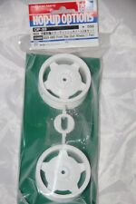 HOP UP OPTIONS - Jantes pour TAMIYA 6024 4 WD STAR DISH 29.5 X 60 mm - Ref 53089