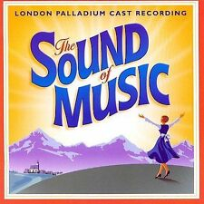 The Sound of Music [London Palladium Cast Recording] [Digipak] by Connie...