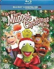 It's A Very Merry Muppet Christmas Movie (Blu-ray Disc, 2014)