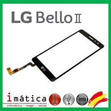 PANTALLA TACTIL PARA LG L BELLO 2 X150 X 150 II DIGITALIZADOR TOUCH SCREEN NEGRO