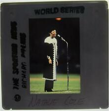 NATALIE COLE National Anthem WORLD SERIES Sophisticated Lady OUR LOVE SLIDE 1