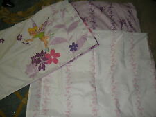 Disney Pixie Tinker Bell bed sheet set 3 pieces