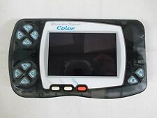 WS -- Wonder Swan Color Console Crystal Black -- WonderSwan, JAPAN Game. 32142