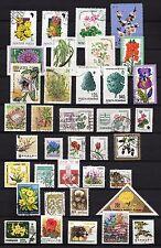 101389/ Blumen und Pflanzen - schönes Lot - o - nichts gerechnet - siehe scan