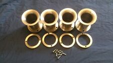 SUZUKI GSXR 600 Velocity Stack trompette Kit, 40mm, 90 mm de long
