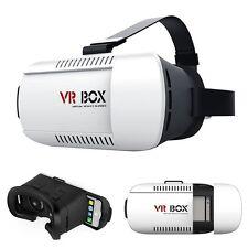 VR BOX 3D VIDEO REALTA' VIRTUALE VISORE OCCHIALI SMARTPHONE ANDROID APPLE