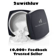 E.L.F. COSMETICS ELF STUDIO HIGH DEFINITION HD LOOSE POWDER SHEER 8G # 83331