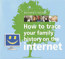 How to Trace Your Family History on the Internet Reader's Digest Very Good Book