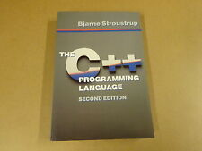 BOOK / BJARNE STROUSTRUP - THE C++ PROGRAMMING LANGUAGE SECOND EDITION