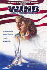 WIND Movie POSTER 27x40 B Matthew Modine Jennifer Grey Cliff Robertson Jack