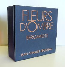 Fleurs D'Ombre BERGAMOTE Edt New In Box RARE & Hard To Find