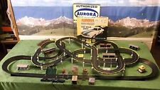 NMIB AURORA MoDEL MoToRING Wild Ones 1604 Monza T Jet Slot Car Race Track Set