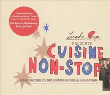 Cuisine Non-Stop: Introduction to the French Nouvelle Generation by Various...