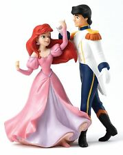 Disney Enchanting Ariel And Eric Isn't She a Vision Figure Ornament 25cm A27979