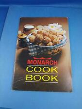 MONARCH COOK BOOKLET RECIPES  FAVOURITE RECIPES CONTEST PRIZE WINNERS