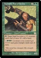 KAMAHL, FIST OF KROSA Onslaught MTG Green Creature — Human Druid RARE