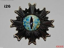 Steampunk PIN BADGE SPILLA Dragon's Eye GAME OF THRONES Harry Potter # 26