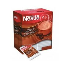Nestle Instant Hot Cocoa Dark Chocolate Flavor Powder Drink Mix 50 Packets/Box