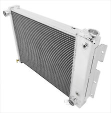 1967 68 69 Chevrolet Camaro 2 Row CA Radiator