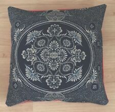 "Designers Guild/William Yeoward Albertine Design Cushion Cover 18"" Navy"