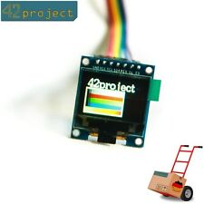 Color OLED display 6500 colori RGB 3.3v 5v serial SPI 96*64px per Arduino ONU r3