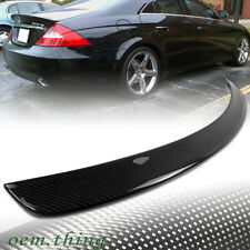 """SHIP OUT TODAY"" Carbon MERCEDES BENZ W219 CLS BOOT TRUNK SPOILER CLS350 CLS550"