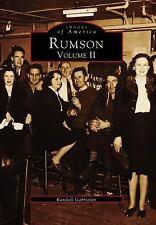 Images of America: Rumson Vol. II by Randall Gabrielan (1997, Paperback)