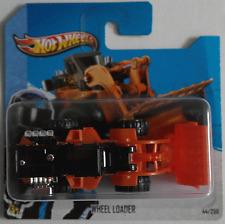 Hot Wheels - Wheel Loader / Radlader orange/schwarz Neu/OVP ERROR!